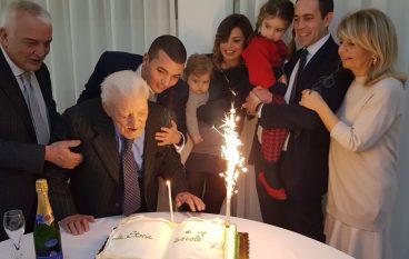Centenario Reggio Calabria, i festeggiamenti