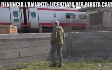 Le Iene a Reggio Calabria, denuncia l'amianto e viene licenziato