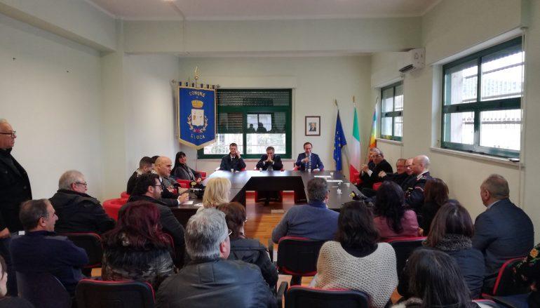 Prefetto Michele di Bari a San Luca