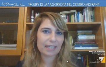 Reporter La7 aggrediti a San Ferdinando (Rc)