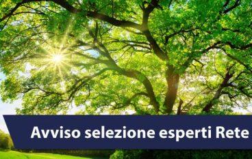 Avviso per selezione esperti Rete Natura 2000