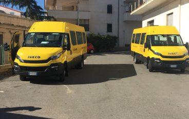Scuolabus Montebello Jonico: due nuovi arrivi