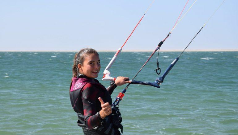 Sveva Sanseverino in Marocco per le qualificazioni ai Giochi