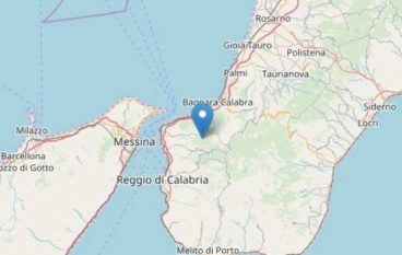Terremoto Reggio Calabria, grande paura