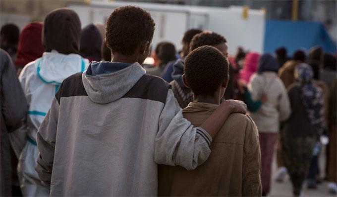Trasferimento minori migranti