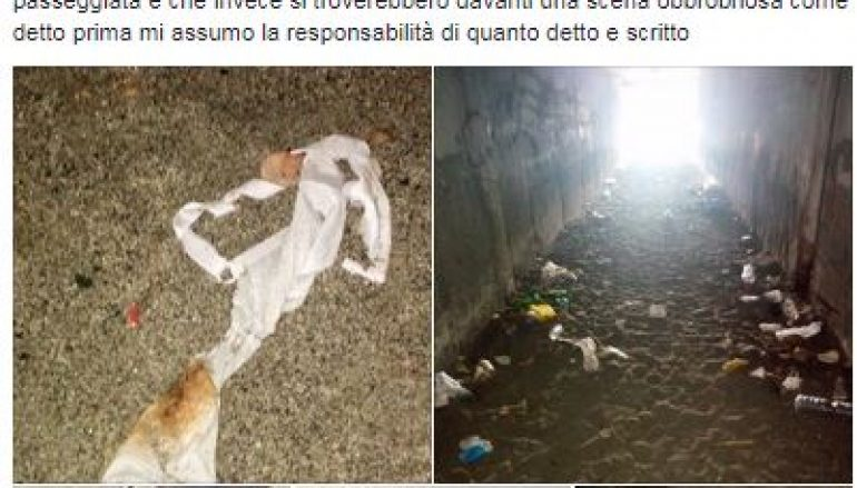 Prostituzione Melito Porto Salvo, la denuncia di un lettore