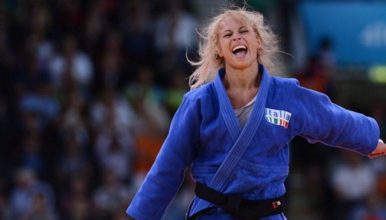 Rosalba Forciniti, la sportiva più sexy