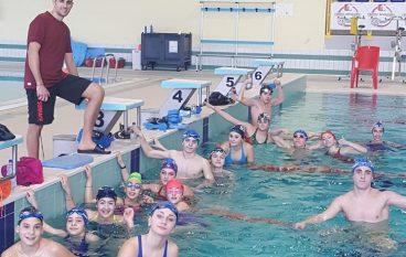 Arvalia Nuoto Lamezia, buoni risultati ai Campionati Regionali