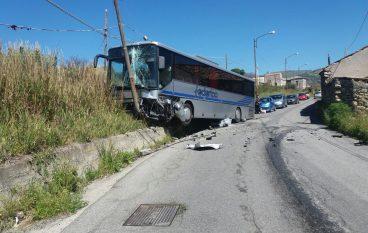 Incidente Melito Porto Salvo in localitá Caredia, nessun ferito