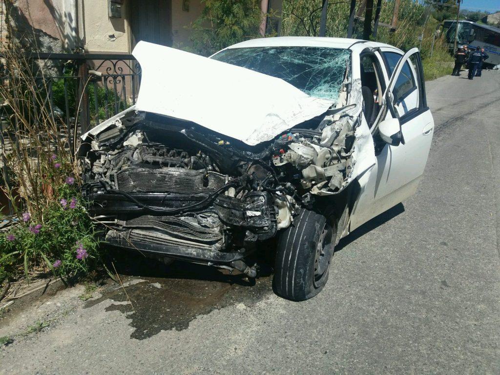 Melito Porto Salvo incidente