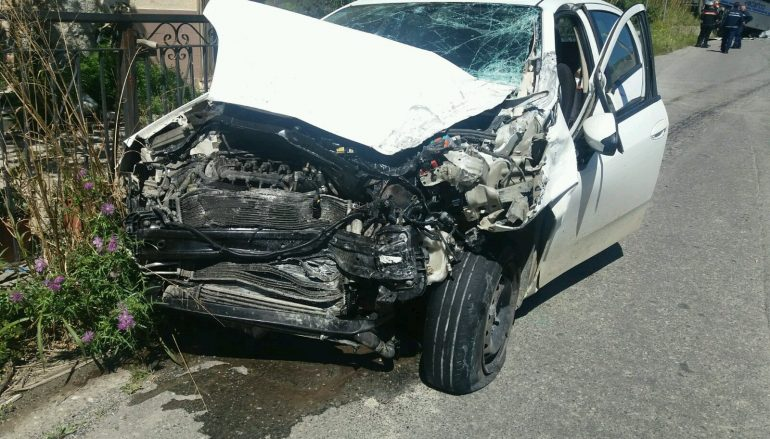Melito Porto Salvo incidente, i particolari