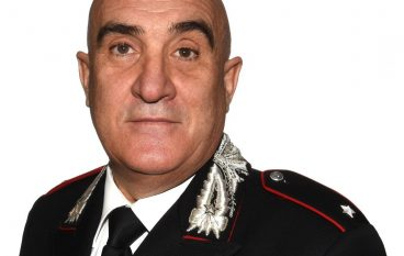 "Arma dei Carabinieri: ""Auguri al Sottotenente Rosario Diamante"""