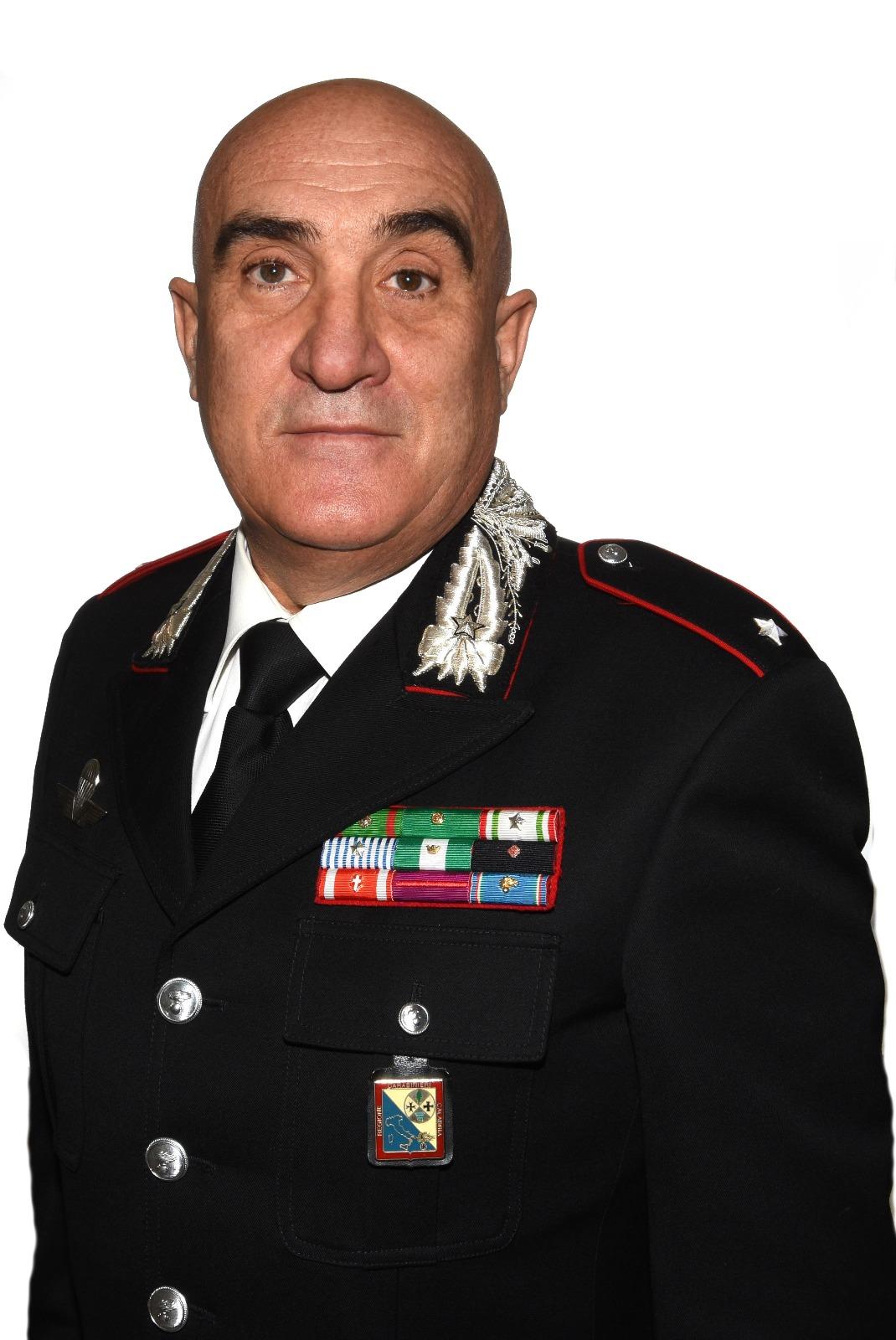 Sottotenente Rosario Diamante