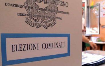 Elenco Elezioni comuni Calabria 2018