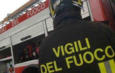 Incendio appartamento Reggio Calabria: in salvo i residenti