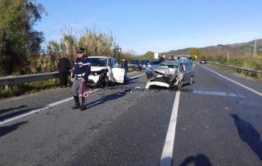 Condofuri incidente SS 106: perde la vita un uomo