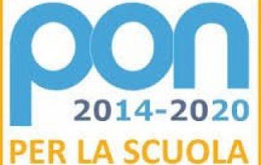 PON Scuola 2014 – 2020, stanziati 280 milioni