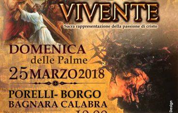 """Porelli di Bagnara Calabra, tutto pronto per la """"Via Crucis Vivente"""""""