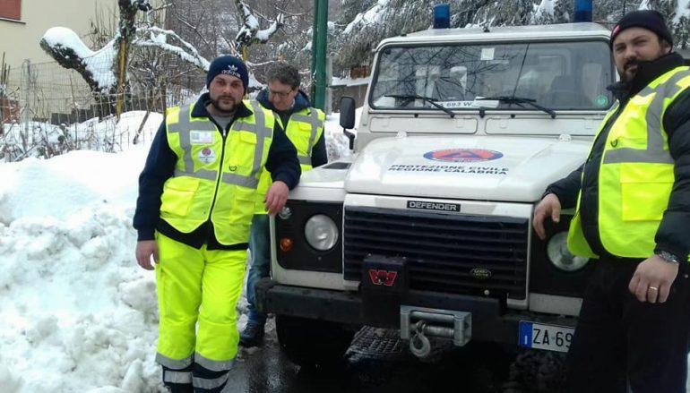 Protezione Civile Santo Stefano, affrontate due emergenze con successo