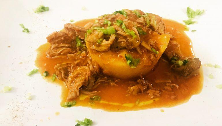 Tortino nduja e salsiccia, ricette calabresi