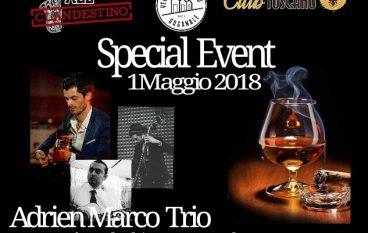 Adrien Marco Trio: concerto in esclusiva a Lamezia Terme