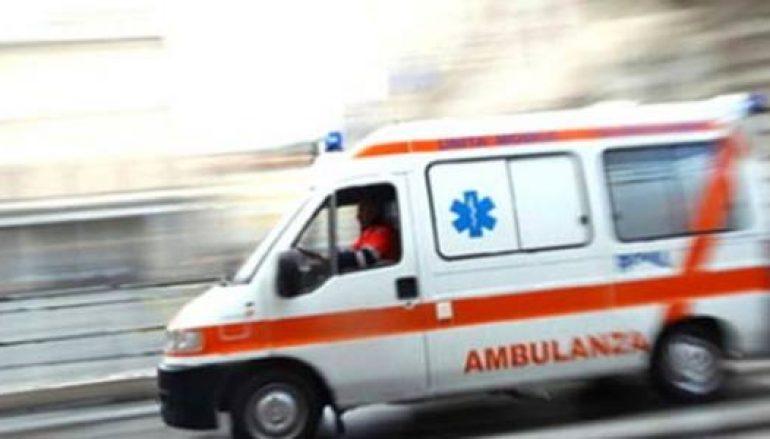 Tragico incidente stadale a Reggio Calabria nel Calopinace. Un morto