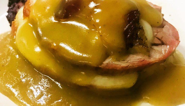 Millefoglie di maiale e caciocavallo, ricette calabresi