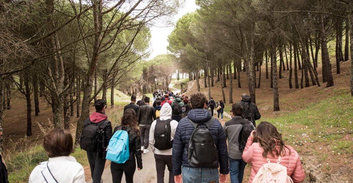 Via dei Borghi a Motta San Giovanni, un successo