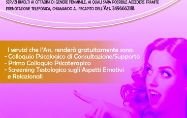 L'Associazione INSIDEReggio Calabria omaggia le donne