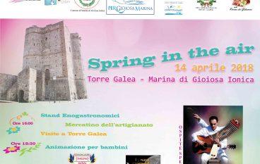 Evento Marina di Gioiosa Ionica, tutto pronto per Spring In The Air