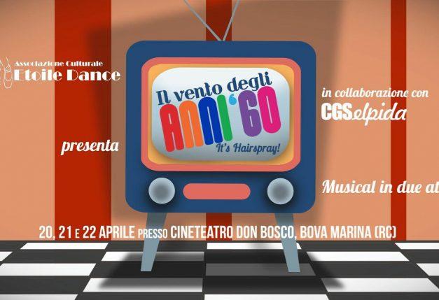 """Musical Bova Marina, arriva """"Il Vento degli Anni '60"""""""