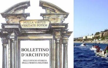 Anniversario affondamento Piroscafo Ninetto G. a Capo d'Armi