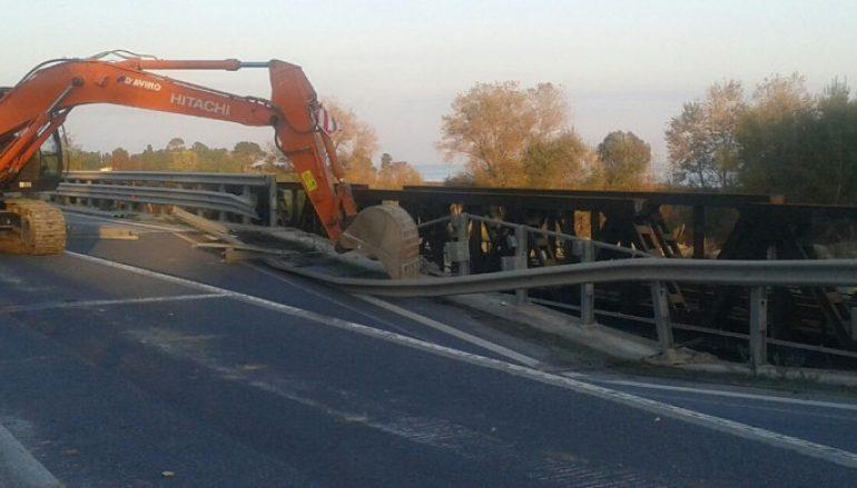 """Ponte Allaro, Falcomatà: """"I lavori siano al più presto completati"""""""