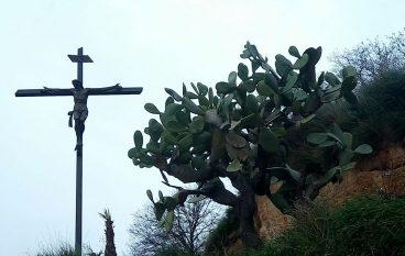 """Tonino Gaudioso racconta il suo """"Cristo in Croce"""""""