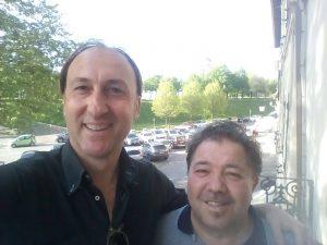 Amedeo Fusco e Vittorio Tosto