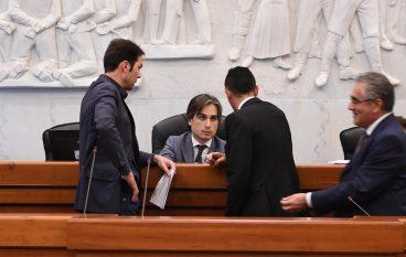 Consiglio Metropolitano Reggio Calabria, approvato bilancio