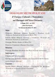 Dialoghi metropolitani a Melito