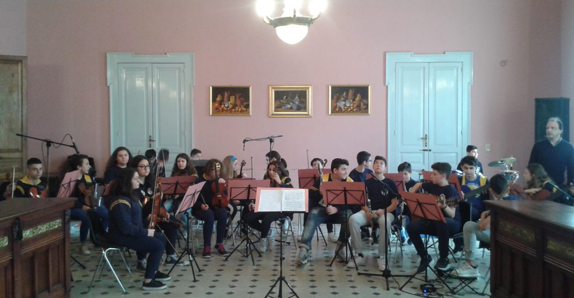 Festival Musicale Città di Palmi, terzo l'IC Falcomatà di Archi