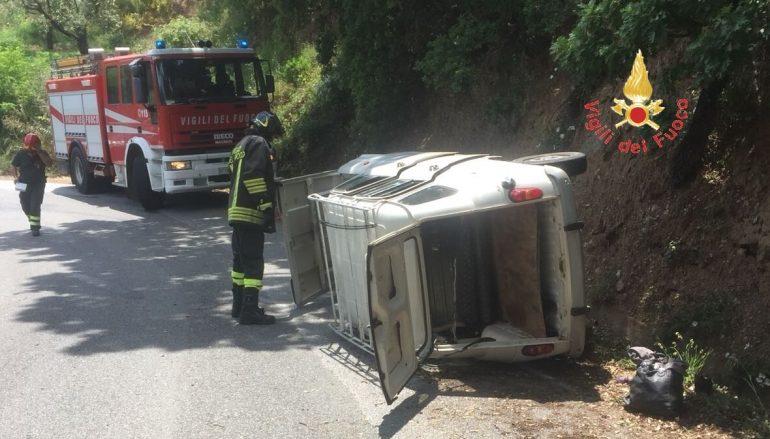 Incidente stradale a Lamezia Terme