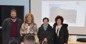 Presidente Attilio Varacalli- Vice preside Adriana Varacalli - Cettina Miglioresi - Maria Varacalli