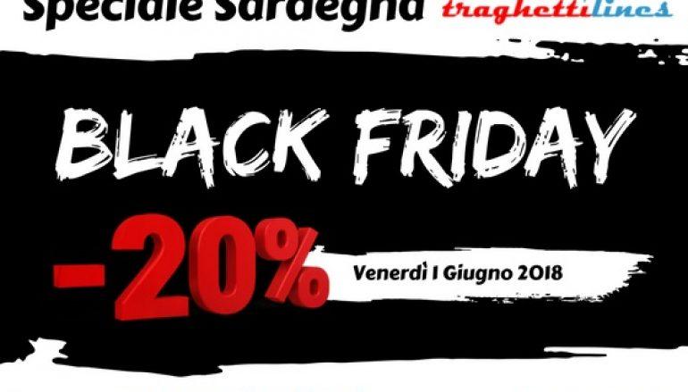 Traghettilines annuncia il Black Friday estivo
