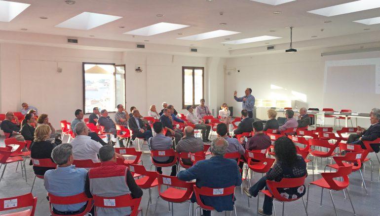 """GAL Terre Locridee: """"Partecipato a Locri il workshop sul Rural Center"""""""