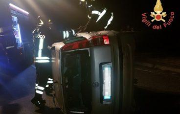 Incidenti nel Catanzarese, due feriti