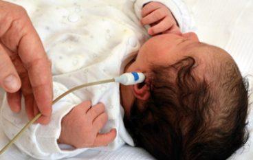 Ospedale Lamezia, avviato screening audiologico neonatale