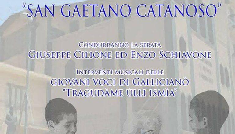 Premio di poesia San Gaetano Catanoso a Reggio Calabria