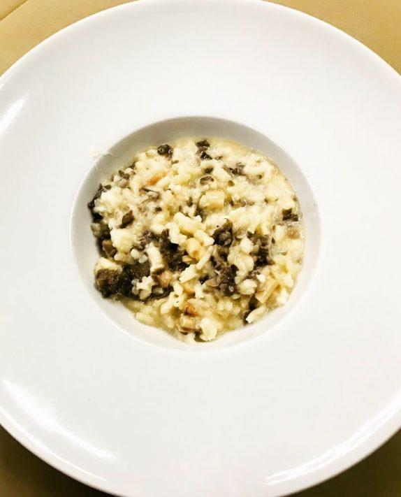 Risotto stracchino e morchelle, ricette calabresi