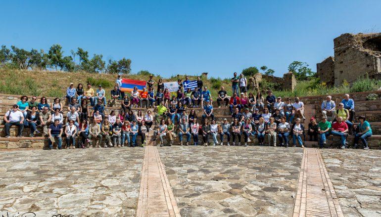 La via dei Borghi nel cuore della Valle degli Armeni