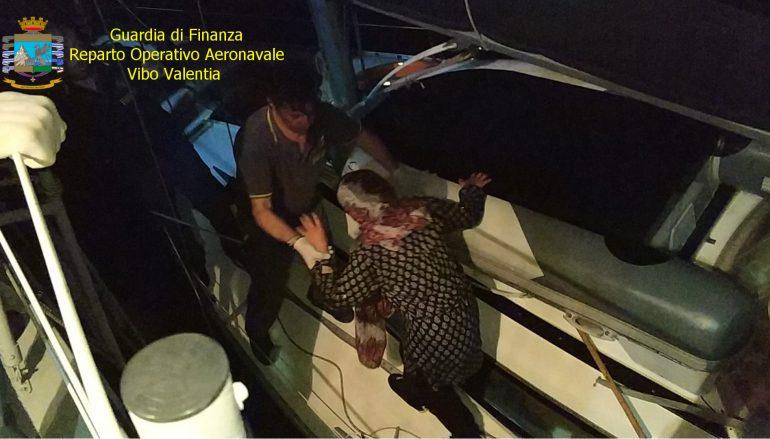 Intercettato veliero a Crotone: a bordo 31 migranti