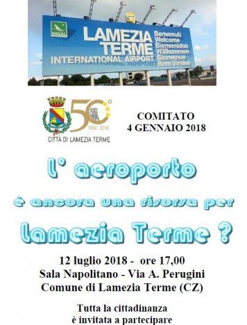 Aeroporto di Lamezia Terme, è ancora una risorsa?