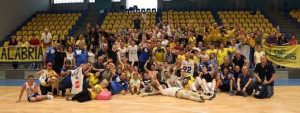 Basketball Lamezia in serie B